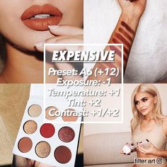 ł a classic tan theme ł looks best with: skin colour; brown types ł kinda sexy kylie slay so much
