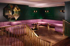 Mondrian London - Dandelyan bar #easyguide #travel #hotel #uk #london #mondrian #design #accomodation
