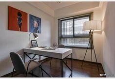 modern Study/office by Luova 創研俬. Study Office, Office Desk, Study Room Design, Design Case, Corner Desk, Interior Design, Modern, Workspaces, Furniture