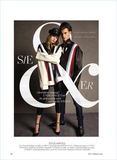 Kit Butler | Elle Germany | 2018 | Editorial | Joshua Jordan