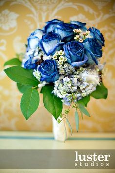 yellow and blue country weddings | country wedding reception decoration ideas winter centerpieces for we ...