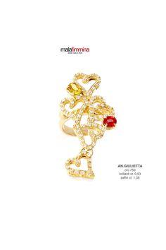 #jewels #malafimmina® www.malafimmina.it