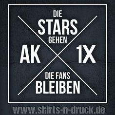 Schulabschluss Spruch » Stars gehen Fans bleiben