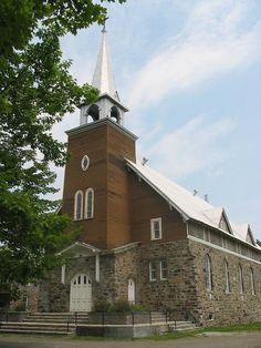 Béthanie (église Très-Saint-Enfant-Jésus), Québec, Canada (45.502794, -72.436316)