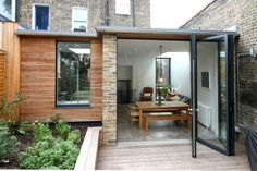 Designing a single storey extension - Single storey extensions: how to cost, plan and design a single storey extensio Extension Costs, Building Extension, House Extension Design, Extension Designs, Glass Extension, Roof Extension, Extension Google, Extension Ideas, Cottage Extension