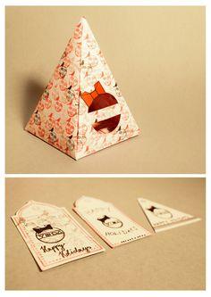 Korény Ida, ajándék doboz / Korény Ida, packaging