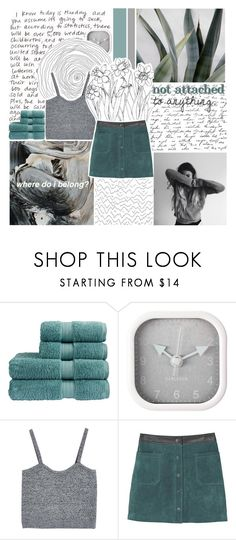 """""""NO ONE GETS ME LIKE MYSELF."""" by gintare-13 ❤ liked on Polyvore featuring Christy, Karlsson and MANGO"""