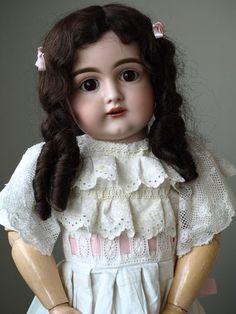 Sweet Kestner Alphabet J Series Antique Doll