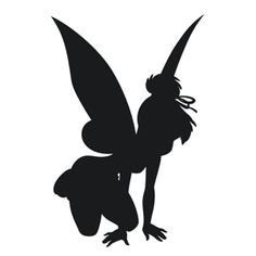 Tinkerbell Silhouette | view detailed images 1