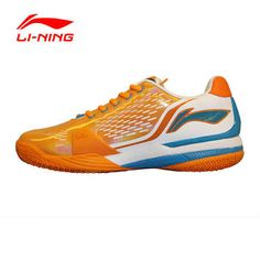 4a53e9709f Li-Ning Professional Tennis Shoes for Men Cushioning Breathable Stability  Athletic Sneakers Sports tenis masculino Shoe