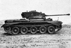 Picture of the Cruiser Tank Comet (A34)