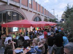 Biergarten Club Bahnhof Ehrenfeld | Köln, Cologne