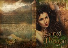 Haunted by Her Dragon Paperback Cover