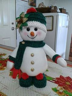 Crochet ideas that you'll love Christmas 2019, All Things Christmas, Christmas Crafts, Christmas Decorations, Xmas, Christmas Tree, Christmas Ornaments, Holiday Decor, Christmas Messages