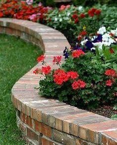 Garden bricks http://www.VintageBricks.com