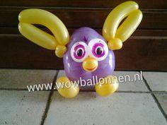 Furby Twist Balloon