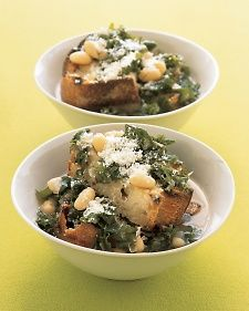 Soup on Pinterest | Soups, Kale and White Beans
