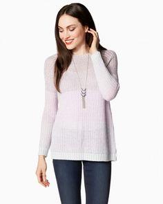 Flyaway Colorblock Sweater | Charming Charlie