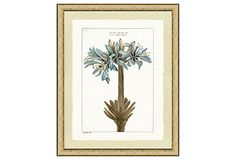 Blue Botanical Print III on OneKingsLane.com