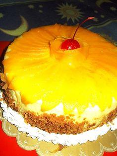 Deluxe Mango Cheese Cake