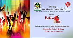 Friends would like to invite u for Defence O' Dance Learn the Art of Defence with a Twist of Dance Free Registration on www.defenceodance.com #selfdefense #naviMumbai #womensafety