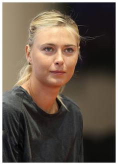 - Maria Sharapova - Press Conference in Wuhan September Sharapova Tennis, Maria Sharapova, My Maria, Tennis Players Female, Happy People, American Women, Real Women, Supermodels, Athlete