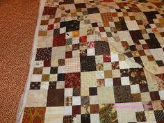 Little Jewel Quilts: Earthtones