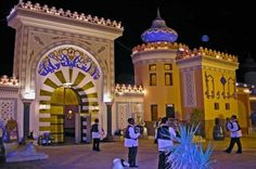 Egyptian Cultural Dinner and Show 						The Fantasia 1001 Show at Alf Leila We Leila is a highlight for most visitors to Hurghada, giving you a taste of the local customs, traditions and food. Bellydancing, horses and a Sound and Light Show make up your night of Arabian entertainment. 		 								Your evening begins with an optional Oriental dinner (Maghreby - Moroccan), followed by a Sound and Light Show in the tradition of those at the Great Pyramids, Karnak Temple and Abu Si...