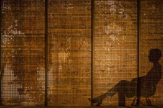wood lattice screens