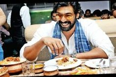 So...my colleague Karthik and I went on a food trail near #Charminar with Rana Daggubati. What happened next blew our mind...read more @ http://timesofindia.indiatimes.com/entertainment/telugu/movies/news/On-a-food-trail-with-Rana-Daggubati/articleshow/38751007.cms #Food #Hyderabad