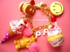 オーダー品☆ウエディングカップルくまちゃん&ラブリーカプケのトレイの画像   Lucky☆Cream☆Chocolate