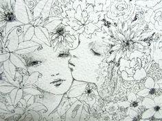 お仕事佳境につきイラストでお茶を濁す。の巻 の画像|田代知子のブログ