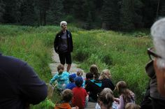 The nature of culture is a family-friendly experience that can be had at Cypress Hills Interprovincial Park through a wide variety of programming including Guided Hikes and an Artist in Residency program that offers art workshops all summer long.