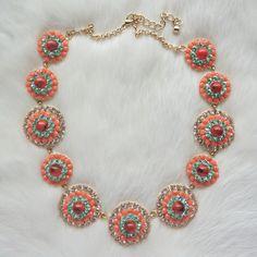 Glittering Sherbet Necklace