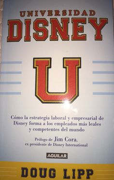 Universidad Disney - Doug Lipp