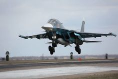 Watch The Kremlin's Warplanes Hightail It Out Of Syria And Back To Mother Russia