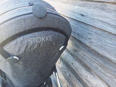 Stokke Scoot in black melange –more angles of this chic, Scandinavian-designed stroller