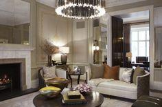 Helen Green Design - Grand Apartment, Belgravia ©