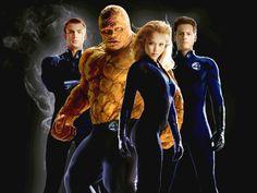 Fantastic Four - fantastic-four wallpaper