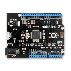 Netduino 2 - Faster & Better for the Same Price.