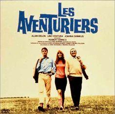 冒険者たち Les Aventuriers