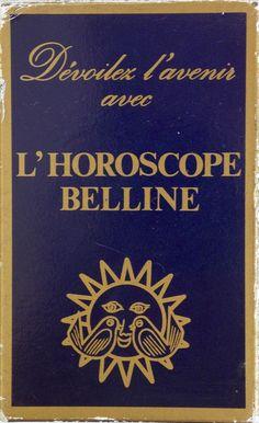Horoscope Belline Horoscope, Tarot, Grimaud, Personalized Items, Decks, Cartomancy, Cards, Front Porches, Deck