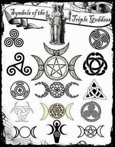Crone Cronicles: Tripple Goddess