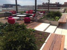 American Psychological Association Roof Deck |