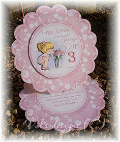 Aged 3 card
