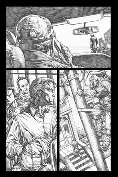 Werewolf By Night 1 page by *MicoSuayan on deviantART