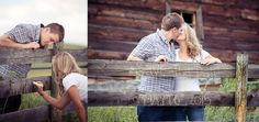 save the date Kamloops Engagement Photography