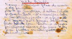 Bolo Inglês As Receitas da Avó Helena e da Avó Eduarda