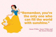 13 Magically Inspiring Quotes from Your Favorite Disney Princesses