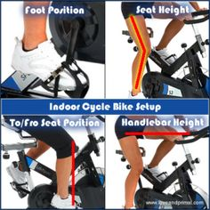 EXERCISE: Indoor Cycle Bike Setup - Love and Primal